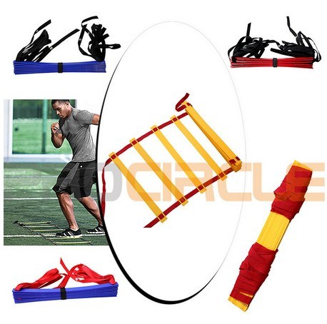 Fitness Speed Training Agility Ladders Quick Flat Rung (PC-AQ2012-2014)