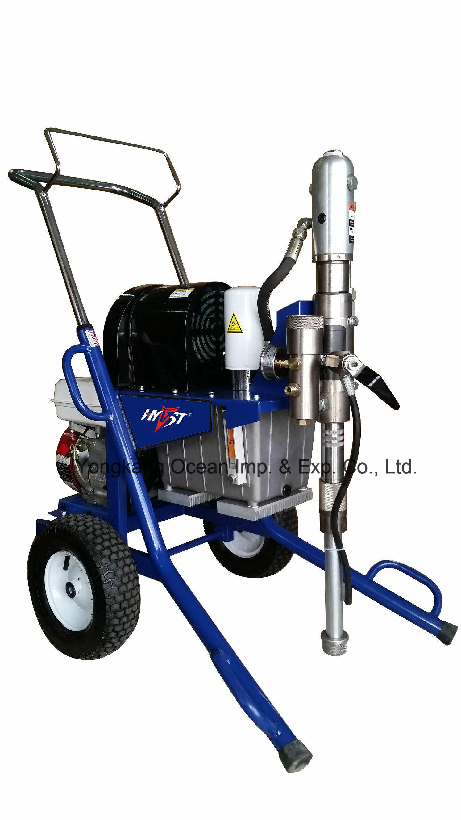 Hyvst Electric High Pressure Airless Paint Sprayer Spt8500