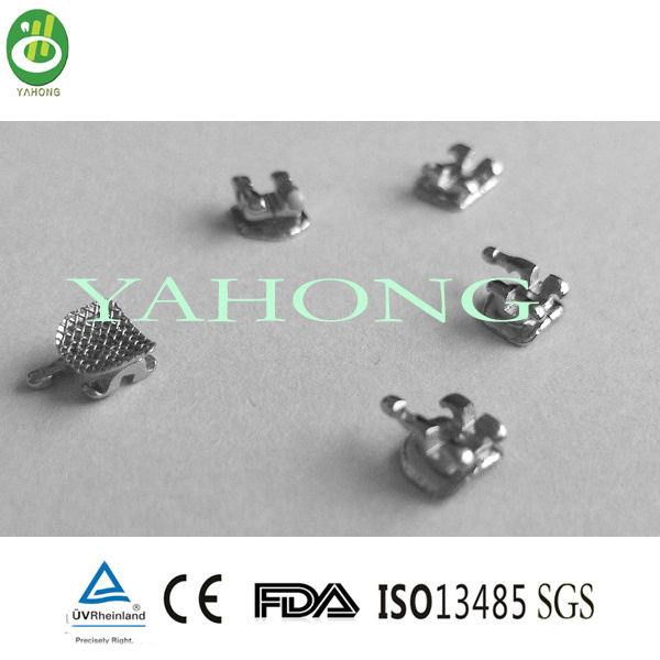 2015 Orthodontic Brackets MIM Tech High Precision with CE, ISO, FDA