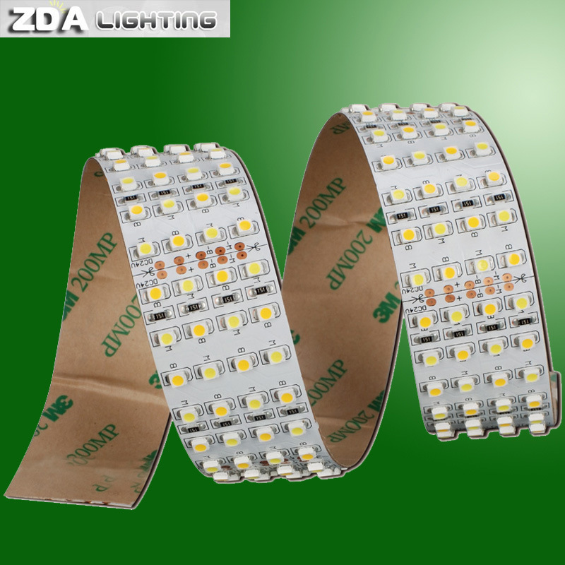 480LEDs/M 4 Rows SMD 3528 Flexible LED Strip Light