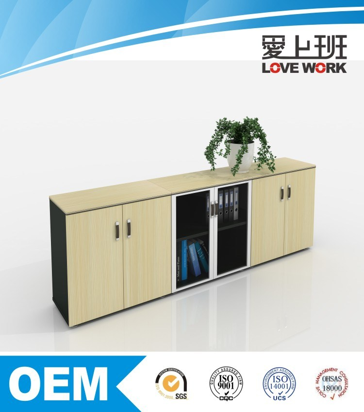 Office Document Storage Low File Cabinet