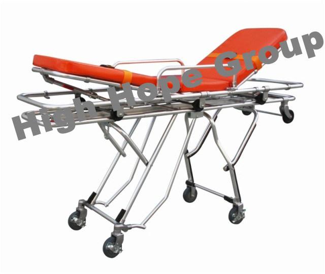 Yxh-3D2 Medical Automatic Loading Ambulance Stretcher