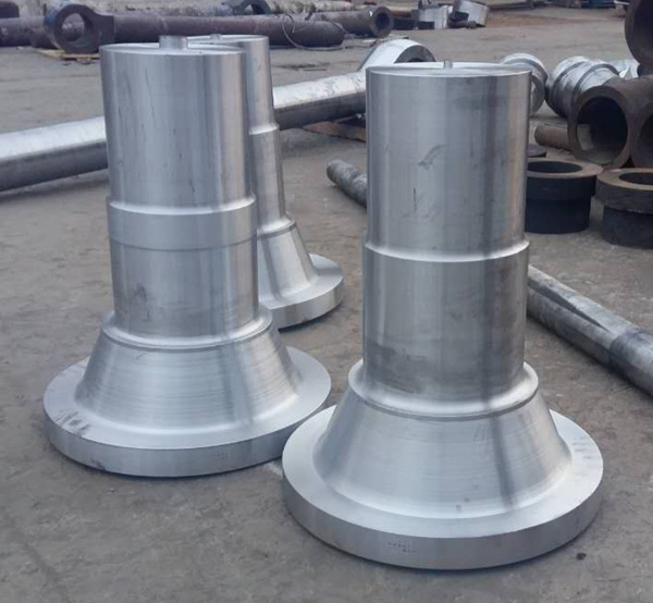 Forged CNC Machining Customzied Stainless Steel Heavy Shaft