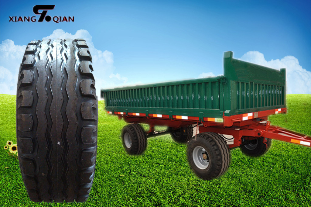 10.5/65-16, 10.0/75-15.3, 11.5/80-15.3 Agricultural Implement Tire for Trailer