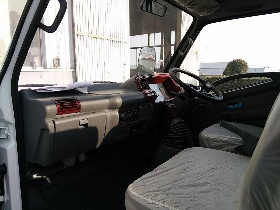 1 Ton Rhd Light Truck for Kenya Market