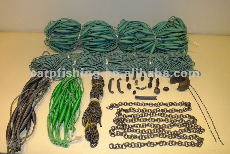Lead Rope and Float Rope