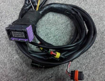 24pin Male Female Automotive ECU Connector