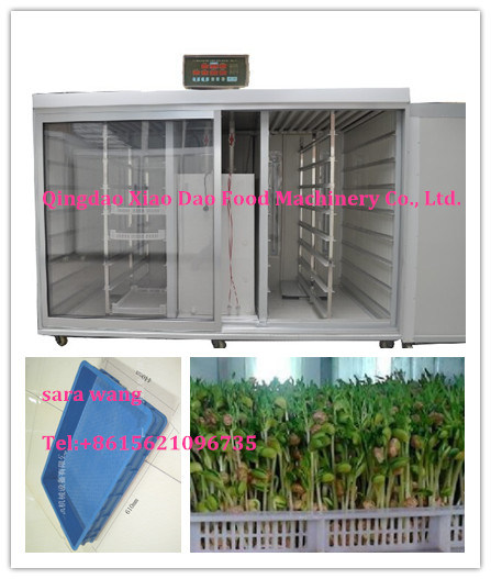 Automatic Hydroponic Bud Seeding Machine, Animal Fodder Machine