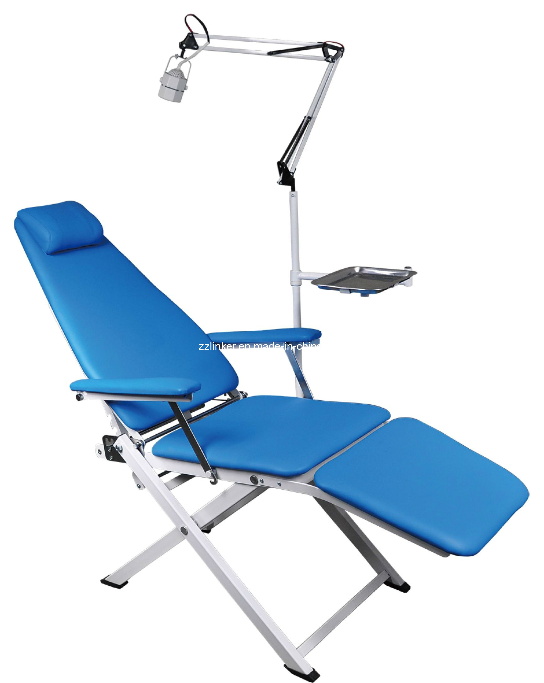 Dental portatif chair avec lamp dental portatif chair for Chaise dentaire