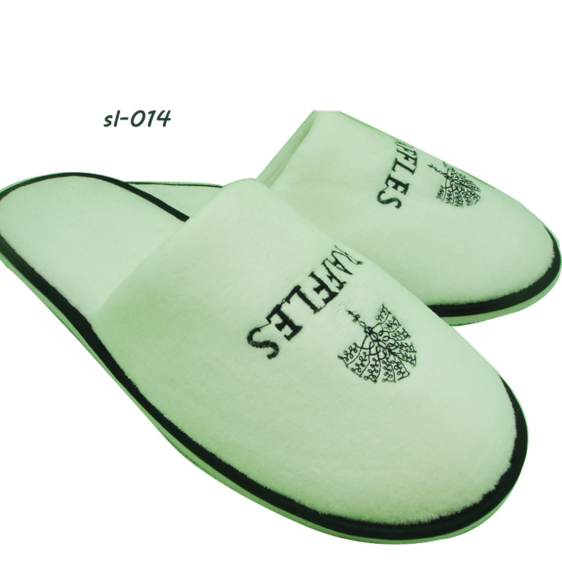Hotel Amenities Slippers 4 Hotel Slipper Factory OEM Non Woven Slipper
