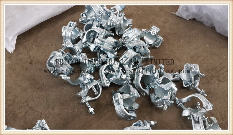 High Quality British Type Scaffolding Double Couplers