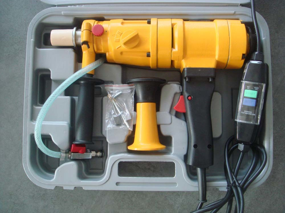 220V/1500W Diamond Core Drill Machine/Diamond Tool/Drill Bits/Cutting Tool