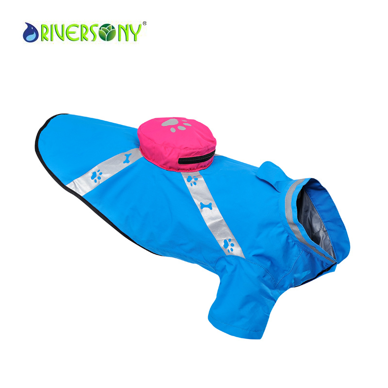 Dog Outdoor Breathable Wear with Bag