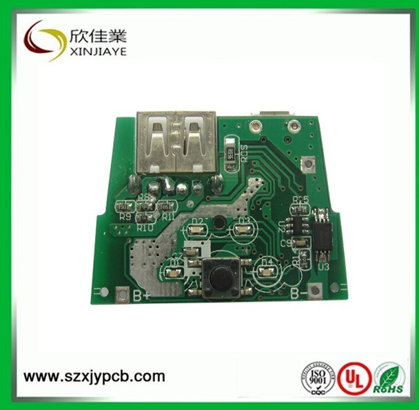 Circuit Electronic Sensor/Rigid Multilayer PCB
