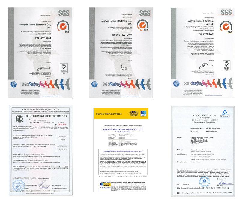 Statcom (33Kv Power Distribution Equipment with Enterprise logo certification)