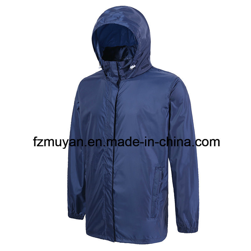 Hooded Breathable Waterproof Windbreaker Jackets