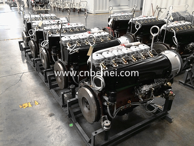Construction Machinery Diesel Engine F6l913