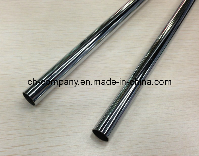 Chrome Plated Curtain Rod Pipe (CH5001)