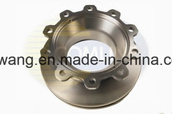Brake Disc M069018 for Fruehauf Bus