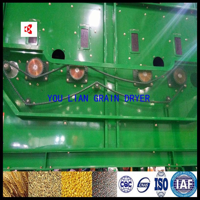 Re-Circulating Batch Maize Dryer Machine