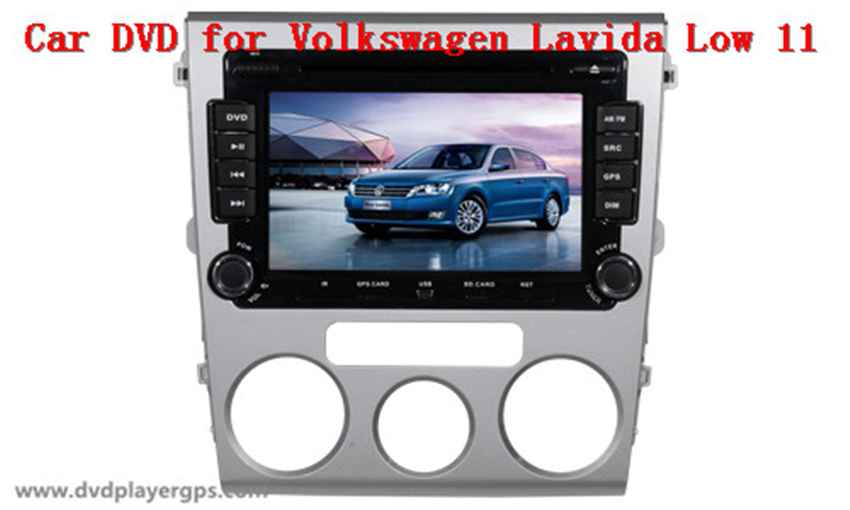Car Accessories Car Audior for Volkswagen Lavida Low 11 GPS