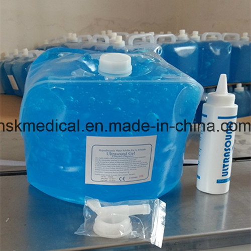 Medical Ultrasound Gel 250ml Blue or Colorless