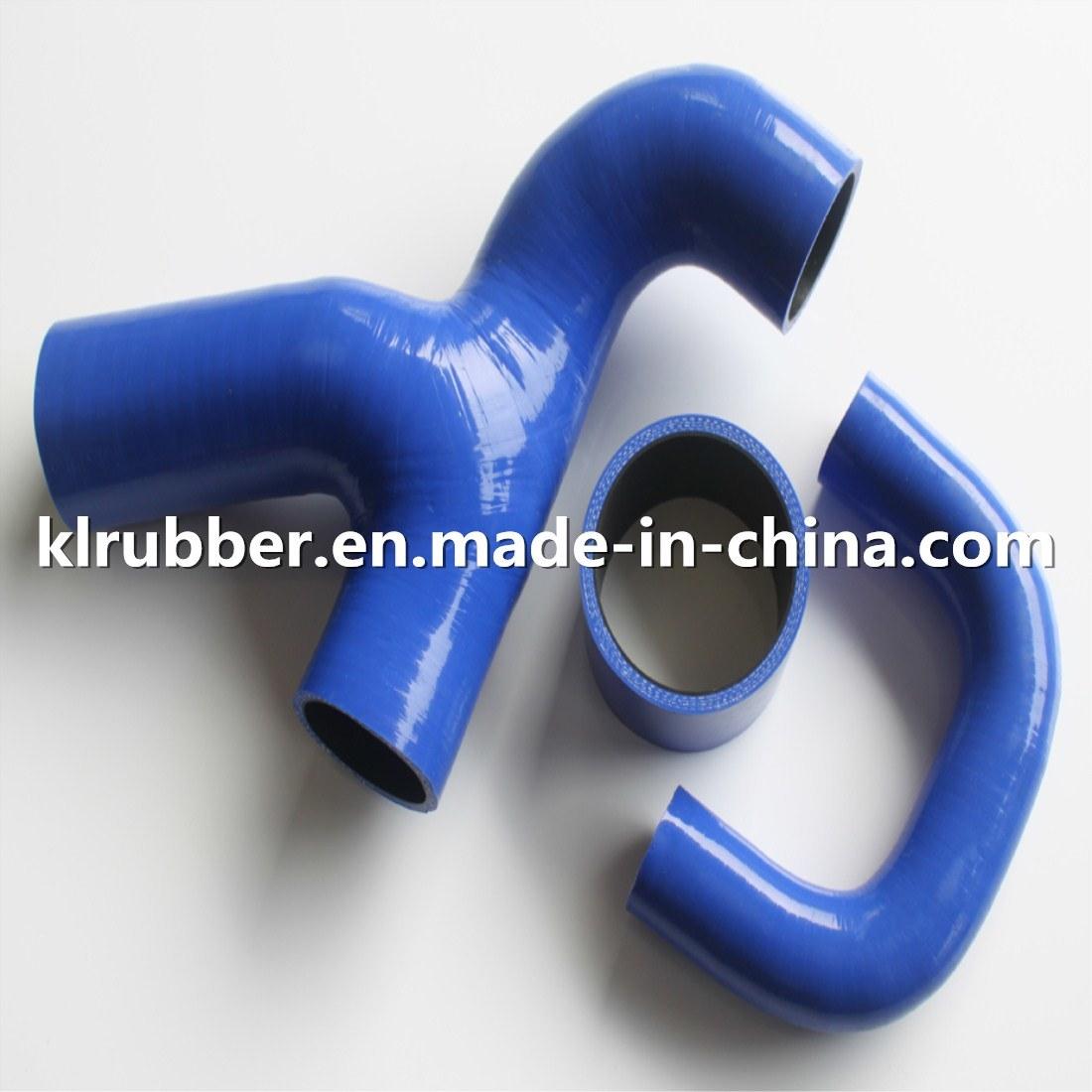 Custom Flexible Silicone Rubber Auto Turbo Radiator Hose