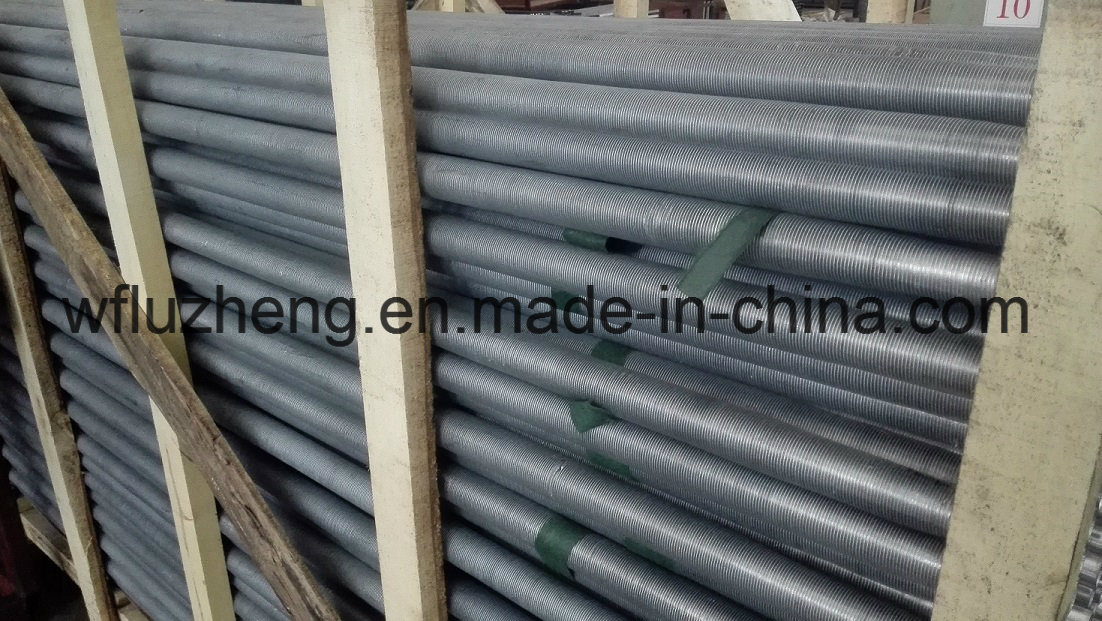 Air Cooling Radiating Tube, Aluminum Radiating Pipe for Steam