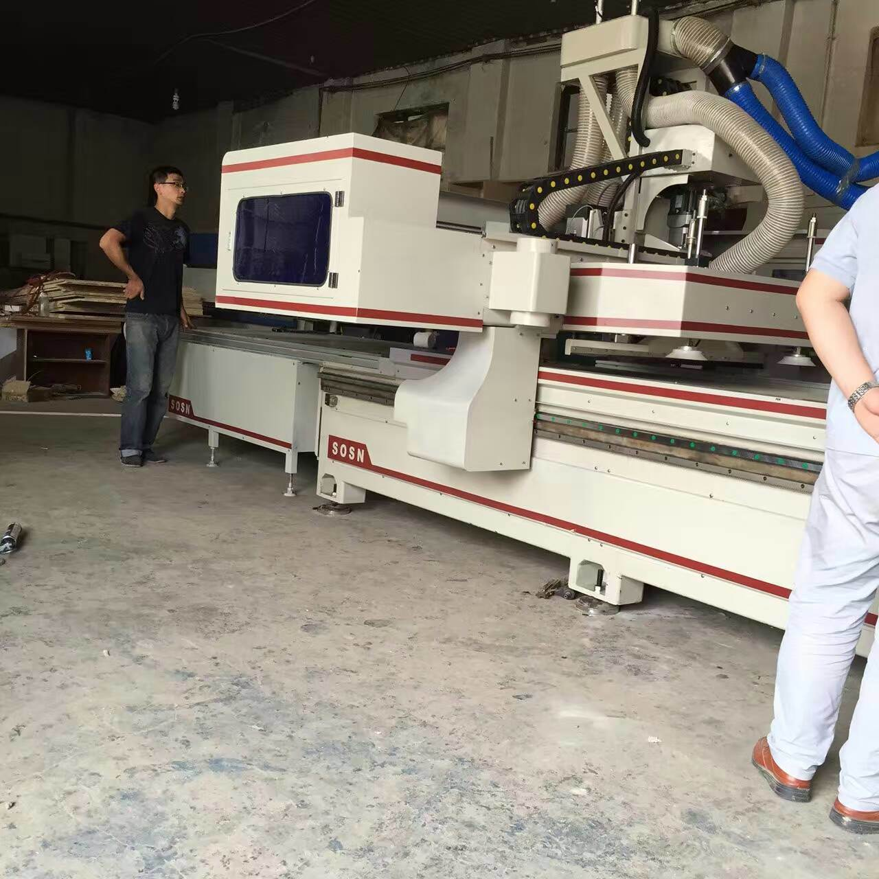 Woodworking Machinery 1325 CNC Router for Furniture with Ce