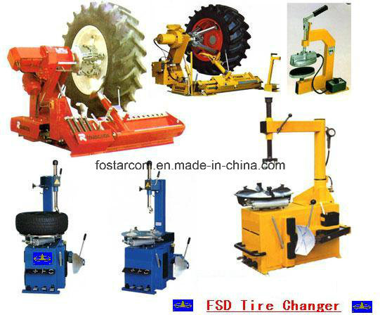 Fsd-Jollya Tire Changer