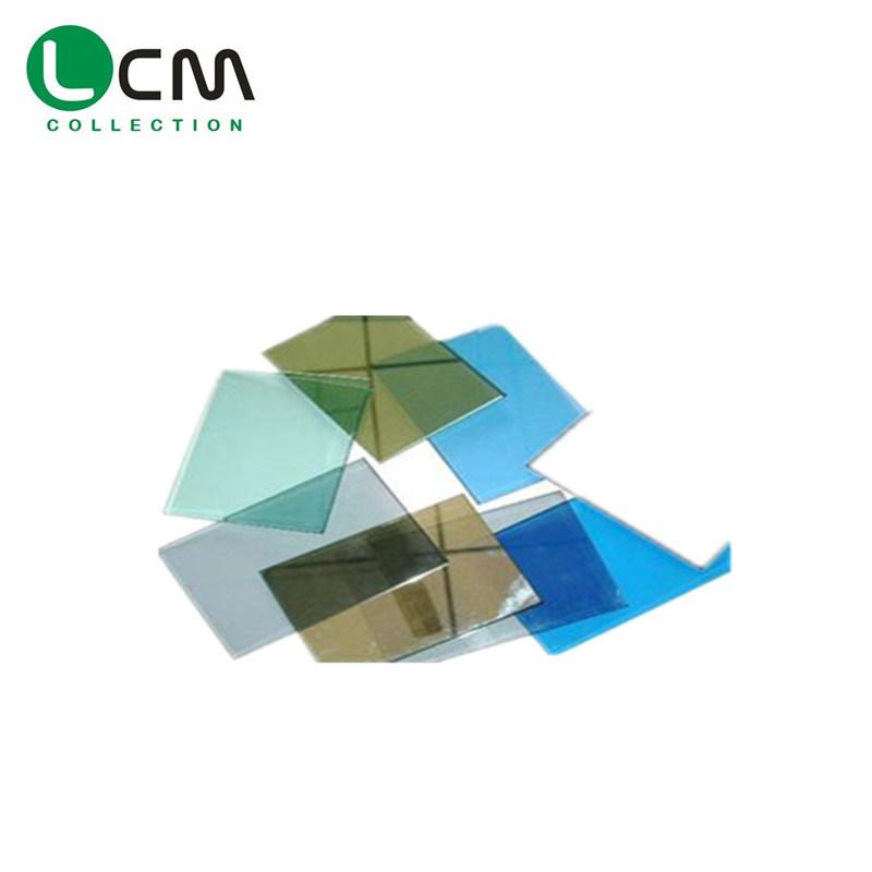 Glass Curtain Wall System Toughened Glass Art Innsulated Glass