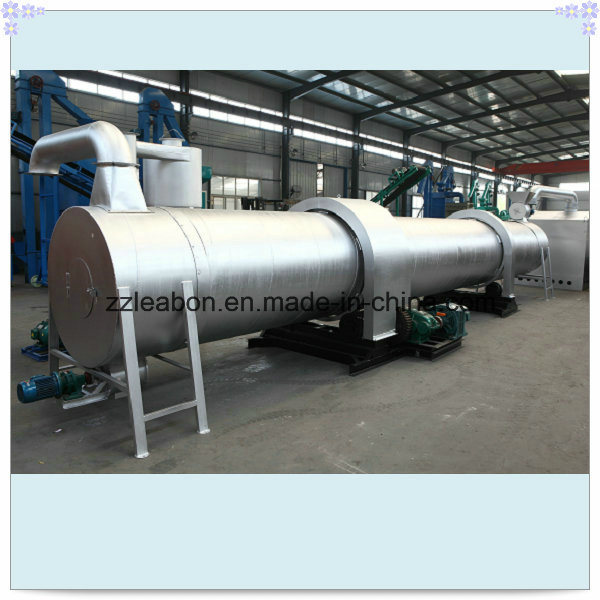 Rotary-Cylinder Dryer (6GT600, 800, 1000, 1200, 1500, 2200, 2400, 2800)