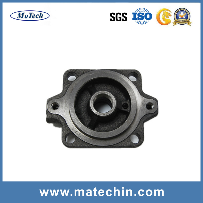 Foundry High Chrome Ggg 42 Ductile Machining Cast Iron