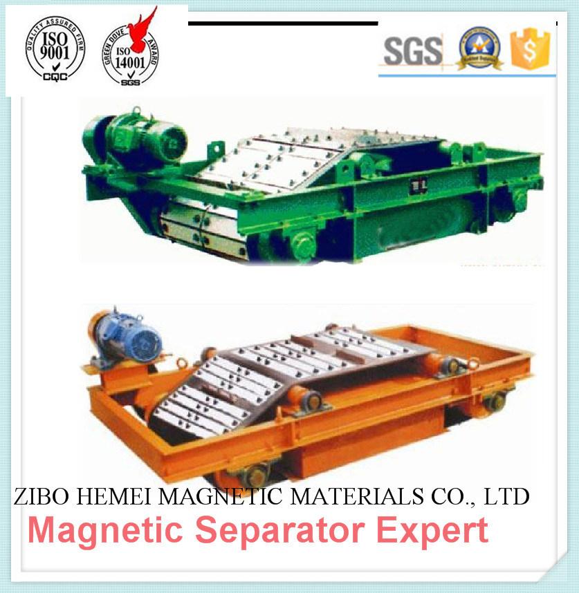 Armor Clad Self-Cleaning Permanent Mangetic Separator -8