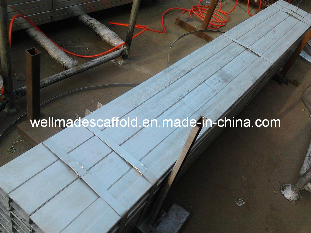 China formwork steel beam square hollow section scaffold
