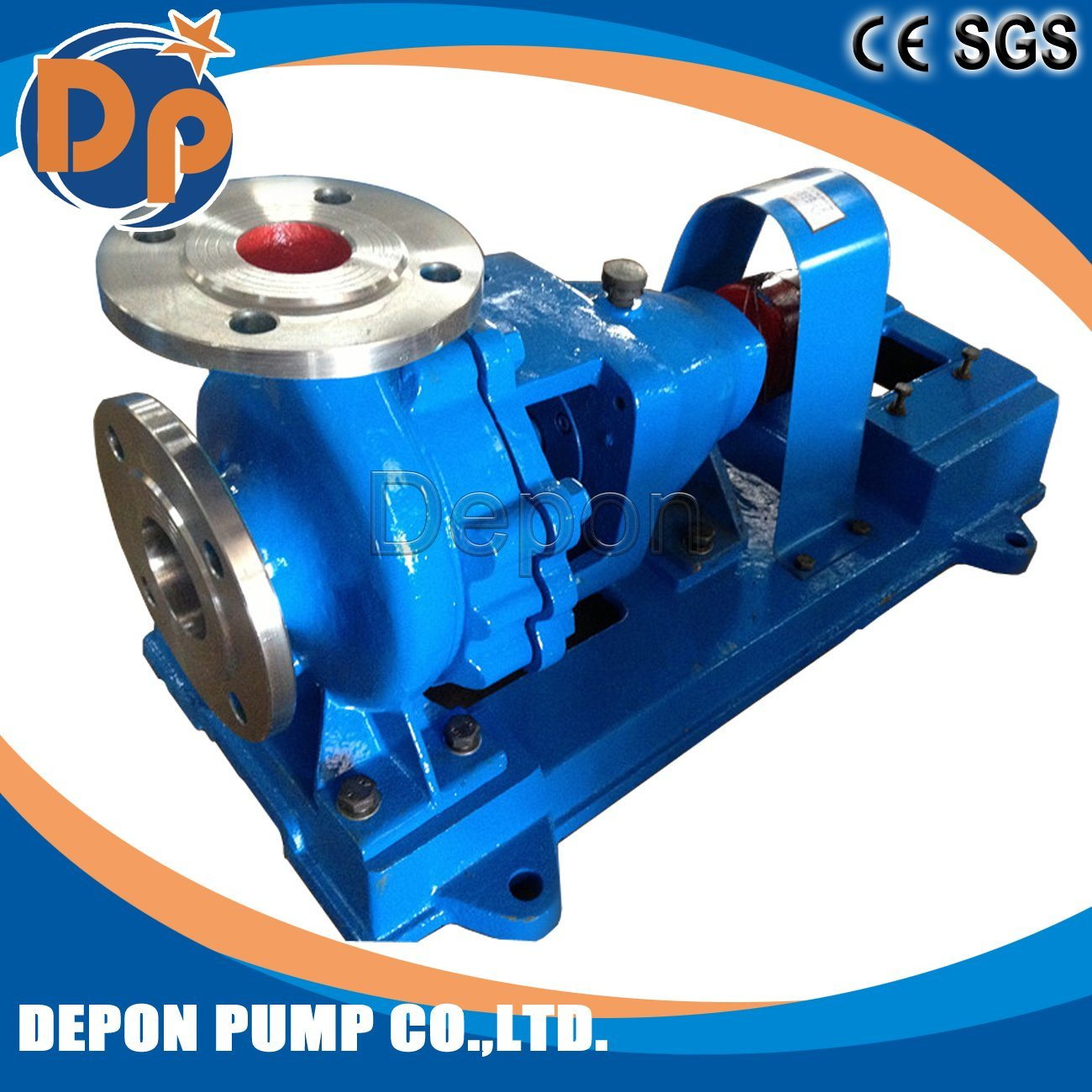 Centrifugal End Suction Chemical Water Pump