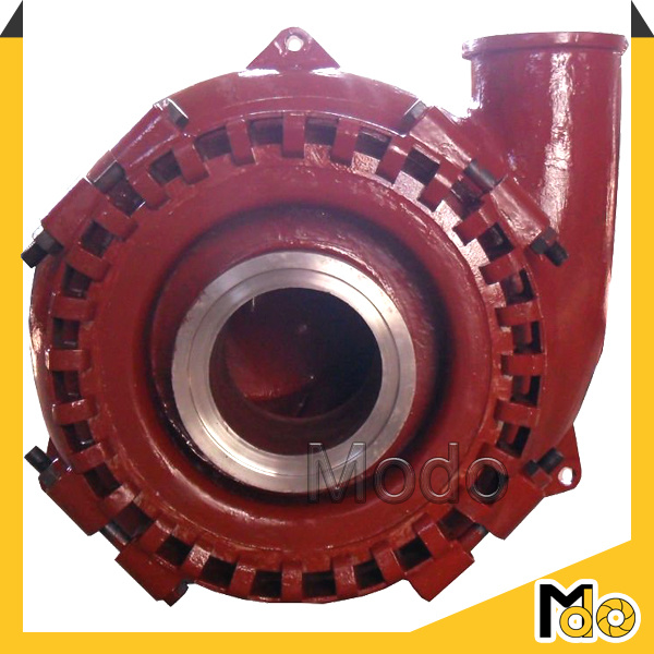High Chrome Big Size Solid Gravel Sand Pump