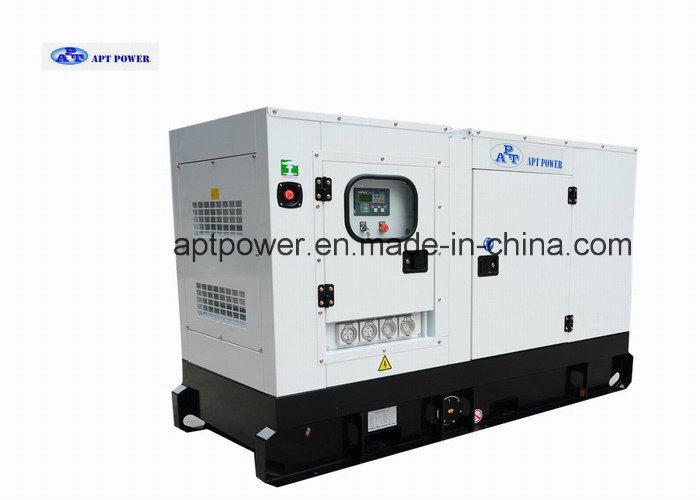 30kVA Prime Diesel Generator Soundproof Enclosed Type