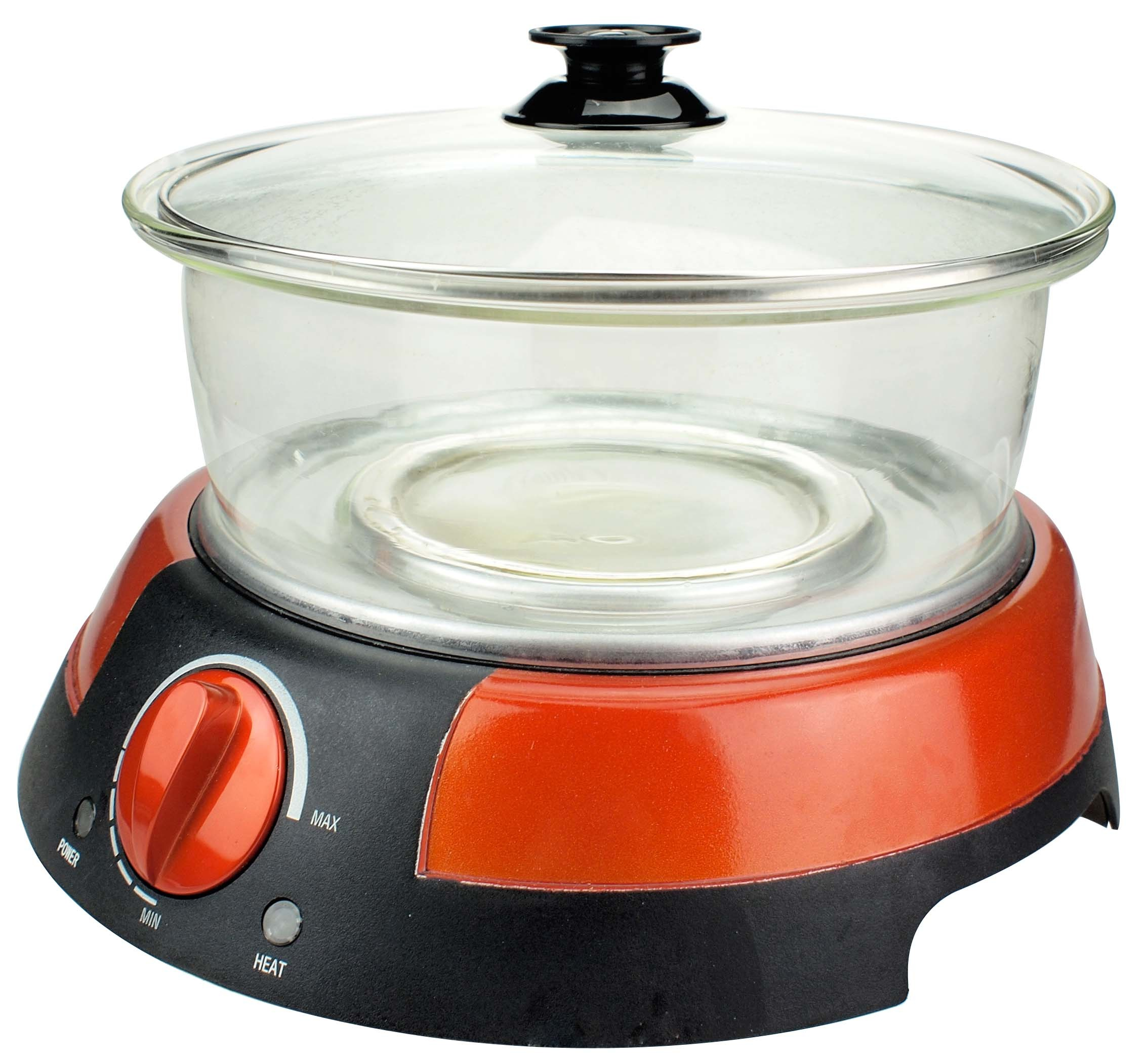 Electric Stock Pot ~ China electric glass pot kl b slow cooker