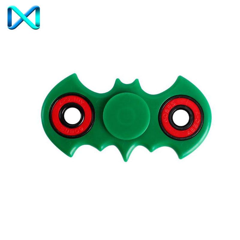 Bat EDC Stocking Stuffer Tri Fidget Ceramic Ball Desk Toy Hand Spinner