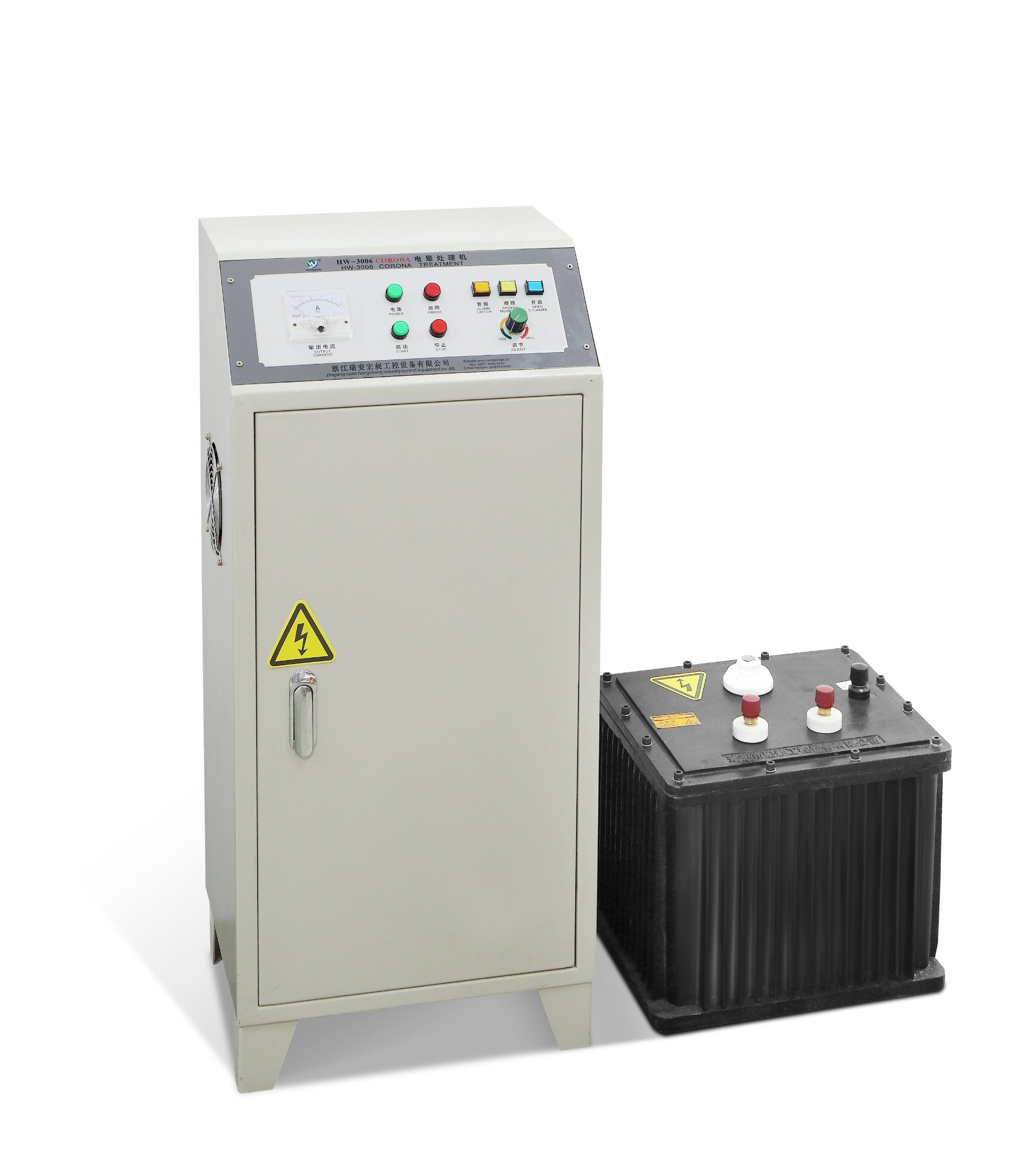 Surface Corona Treatment for Film Printing Machine (HW3006 6kw)