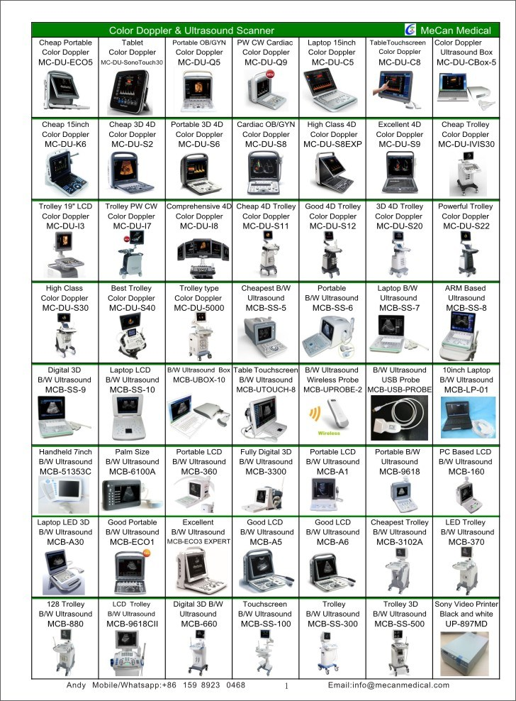 Have Stock in Factory Hospital Medical Equipment Price List