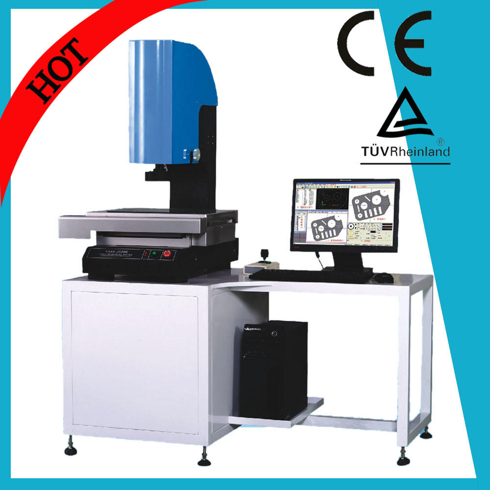 Vmc Automatic Vision Measuring Machine with CNC System with Ce