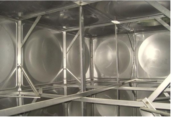 Stainless Steel Water Tank Water Treatment 304 Storage Tank