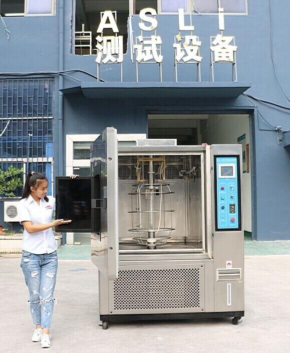Simulated Solar Radiation Environmental Xenon Lamp Test Chamber