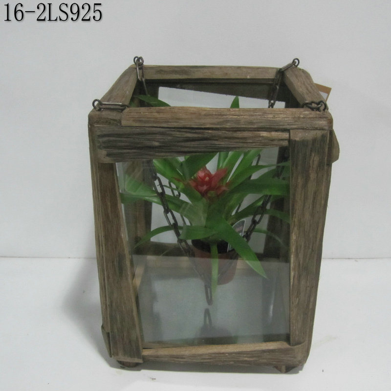 Classical Design Vintage of Wooden Flower Planters