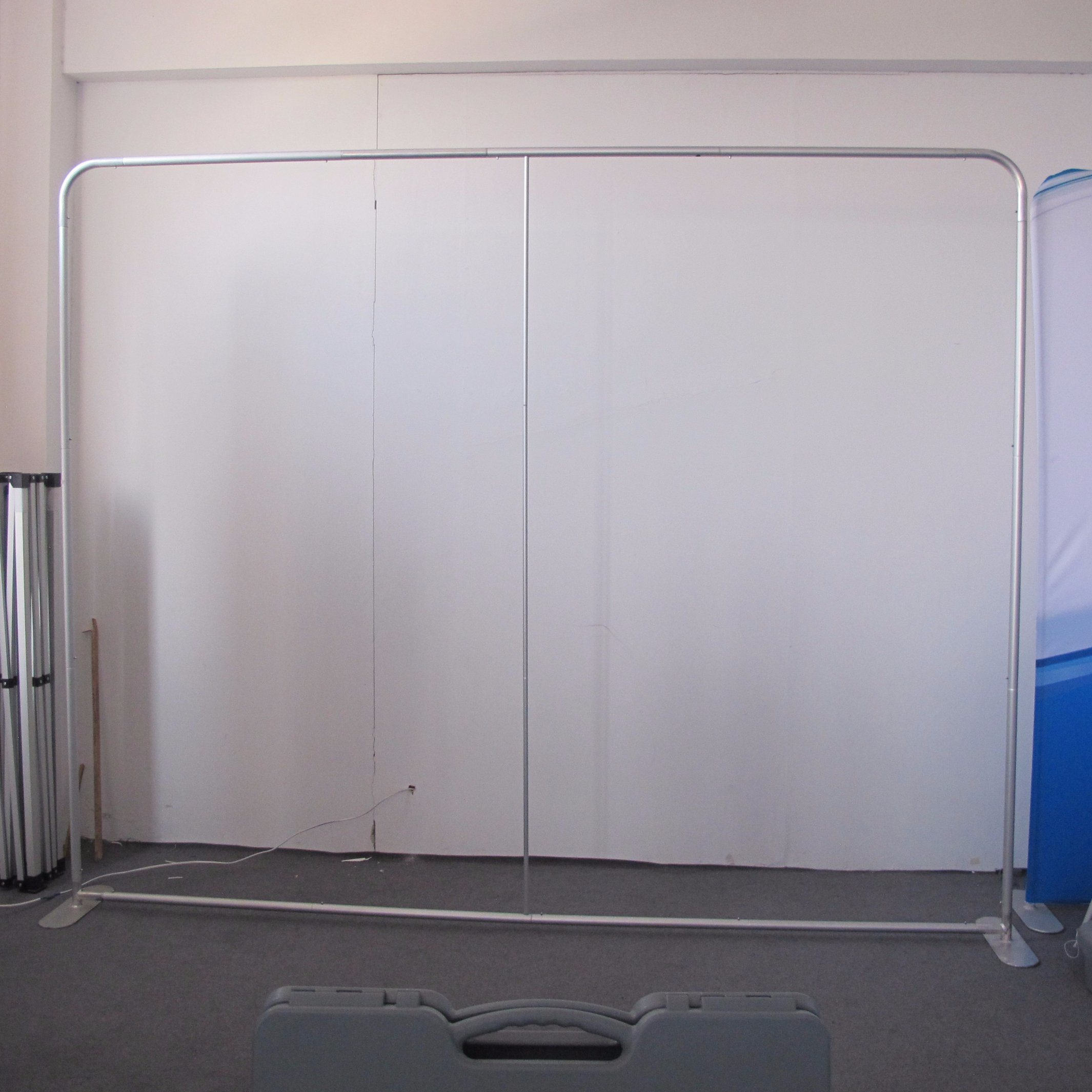 Tension Fabric Pop Displays for Event