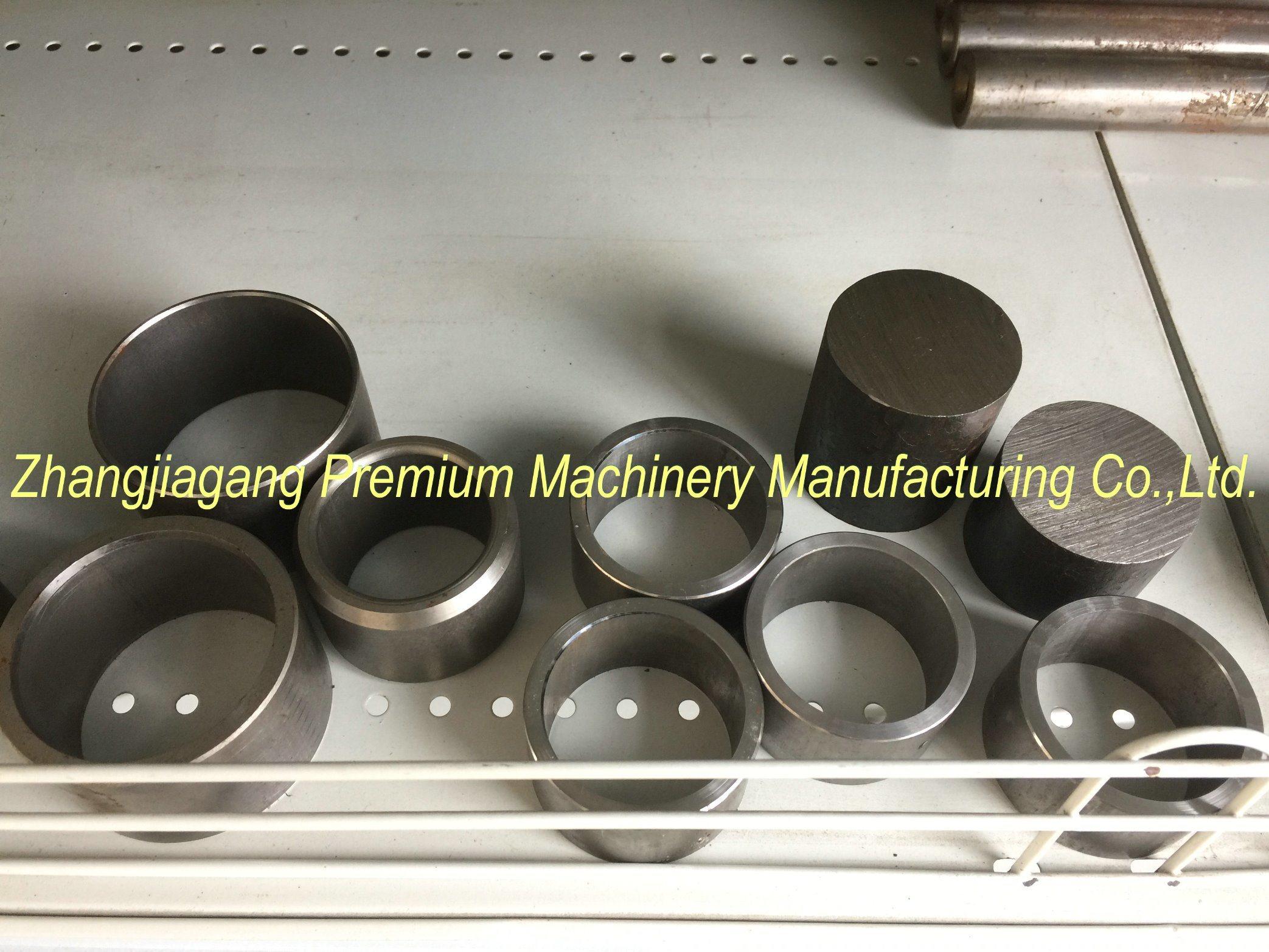 Chamfered Plm-AC80 Single Head Pipe Chamfering Machine