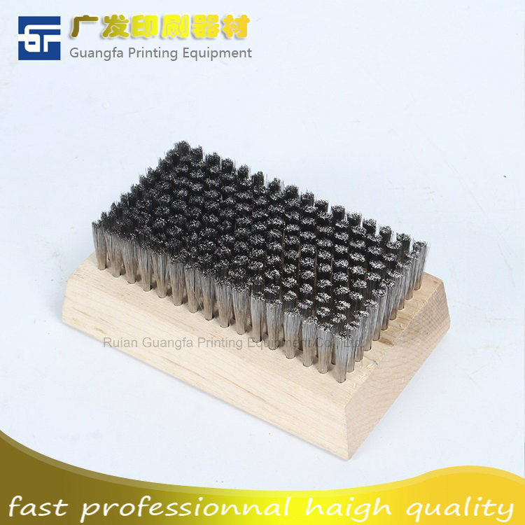 Steel Wire Brush for Anilox Roll