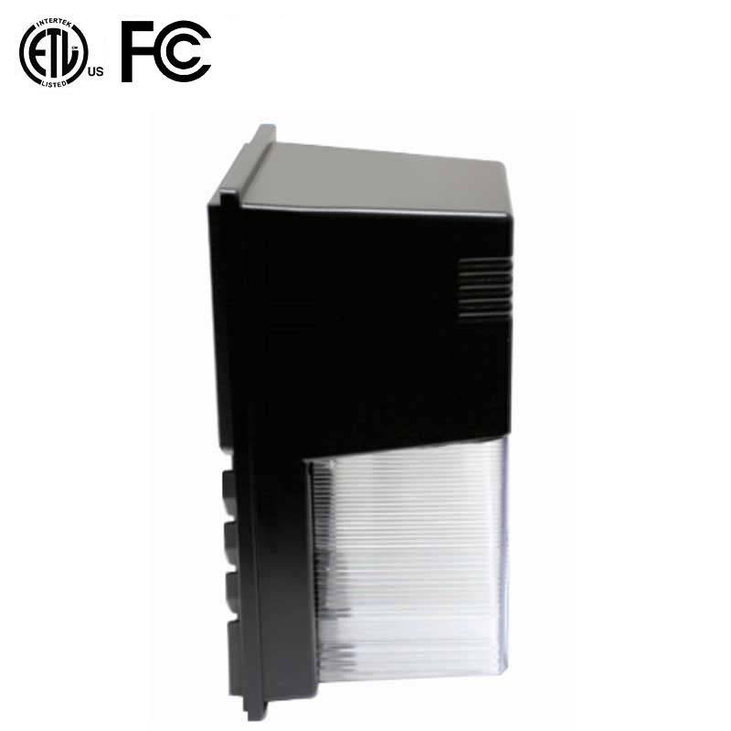 Hot Sale Mini Wallpack Light with 5 Years Warranty UL ETL Listed 30W 20W 10W LED Wall Pack Light